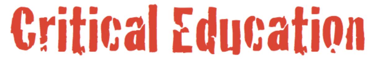 Image of Critical Education Logo
